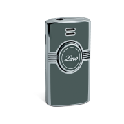Zino Jet Flame Lighter, Grey