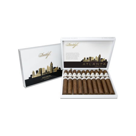 Davidoff Exclusive Atlanta, Box of 10