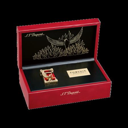 S.T. Dupont Ligne 2 Phoenix Renaissance Lighter, Prestige