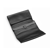 Davidoff Tobacco Pouch, Leather Black, max. 200g