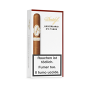Davidoff Aniversario No. 3, Pack of 3 Tubos