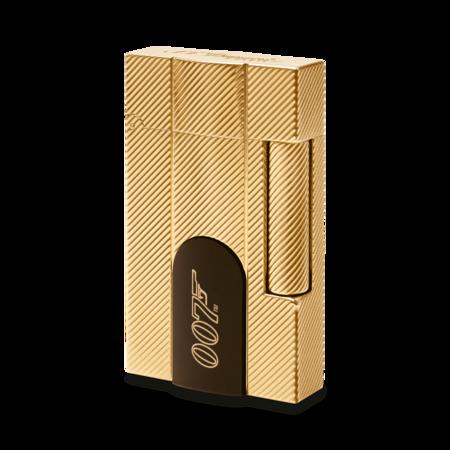S.T. Dupont James Bond 007 Ligne 2 Lighter, Gold