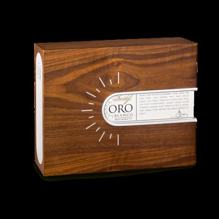 Davidoff Oro Blanco Toro, Box of 10