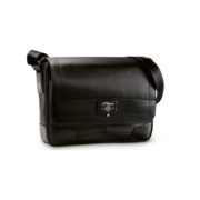 S.T. Dupont Defi Carbon Laptop / Document Holder, Messenger Bag