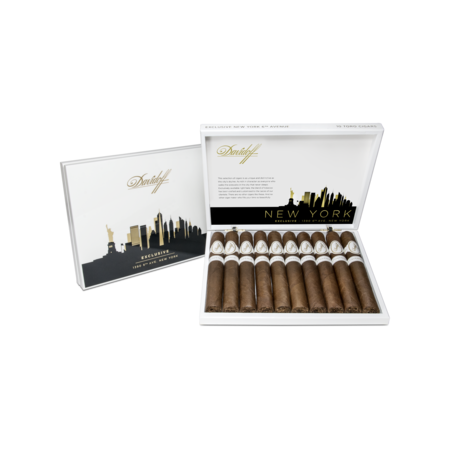 Davidoff Exclusive 6th Avenue, Box of 10