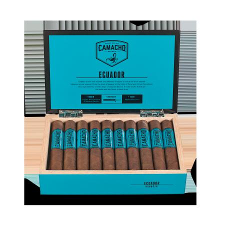 Camacho Ecuador Robusto, Box of 20