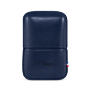 S.T. Dupont Lighter Ligne 2, Blue / Case