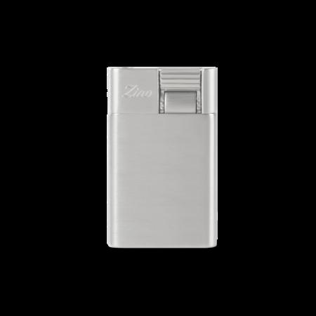 Zino ZS Jet Flame Lighter, Chrome Satin