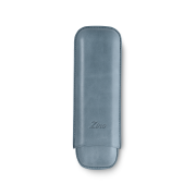 Zino Cigar Case Light Blue, 2  Cigars / DC - Code DC2BLUE