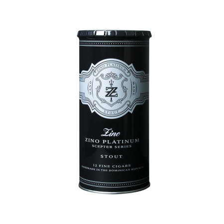 Zino Platinum Scepter Stout, Can of 12