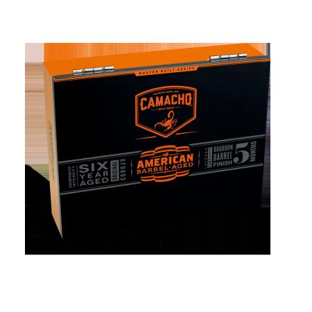 Camacho American Barrel Aged Toro, Box of 20