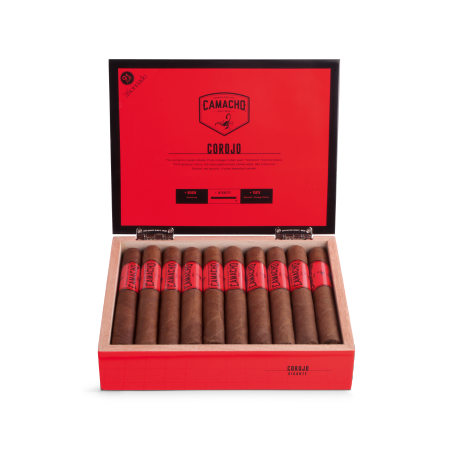 Camacho Corojo Gigante, Box of 20