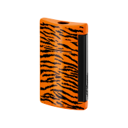 S.T. Dupont MiniJet Lighter 'Fashion', Tiger Black