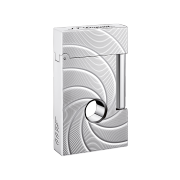 S.T. Dupont Ligne 2 'James Bond' Lighter, Palladium