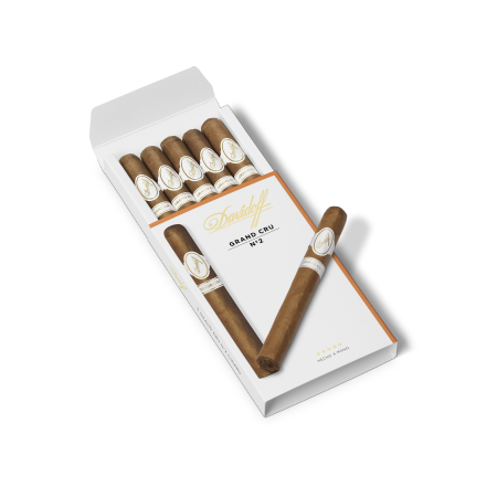 Davidoff Grand Cru No. 2, Pack of 5