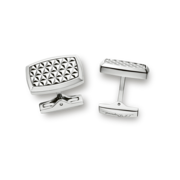 S.T. Dupont Cufflinks Fire Head Collection, Label