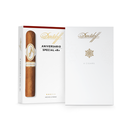 Davidoff Aniversario Special 'R', Holiday Gift Pack of 4