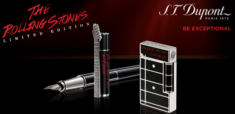 S.T. Dupont Rolling Stones
