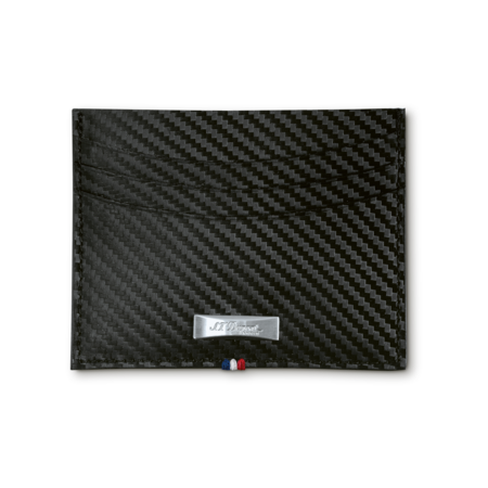 S.T. Dupont Credit Card Holder, Defi Carbone