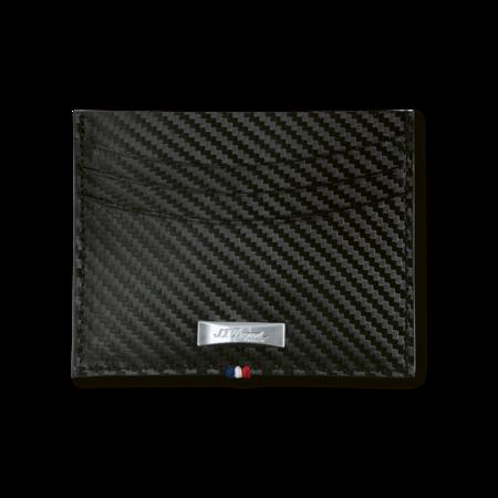 S.T. Dupont Credit Card Holder, Defi Carbone