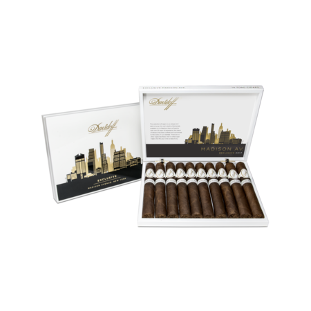 Davidoff Exclusive Madison 2017, Box of 10