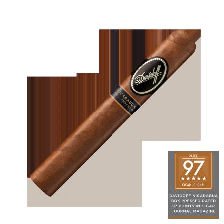 Davidoff Nicaragua Box-Pressed Toro, Single Cigar
