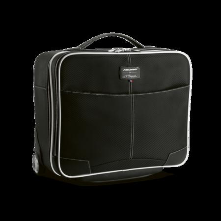 S.T. Dupont Defi Carbon Laptop / Document Holder, Wheeled Document Holder