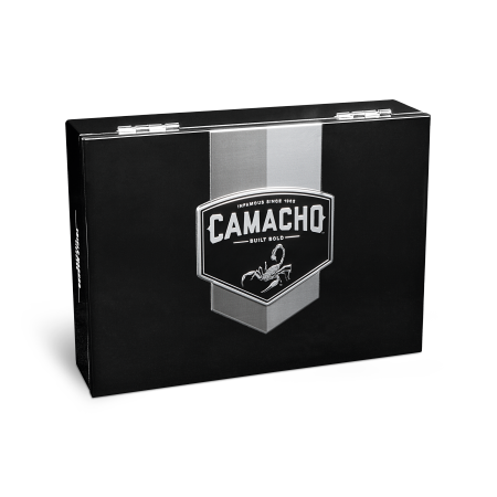 Camacho Triple Maduro Figurado, Box of 20