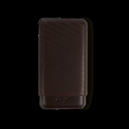 Davidoff Cigar Case Enjoyment, Brown / 3 Cigars / XL