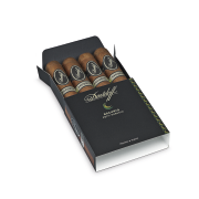 Davidoff Escurio Petit Robusto, Pack of 4