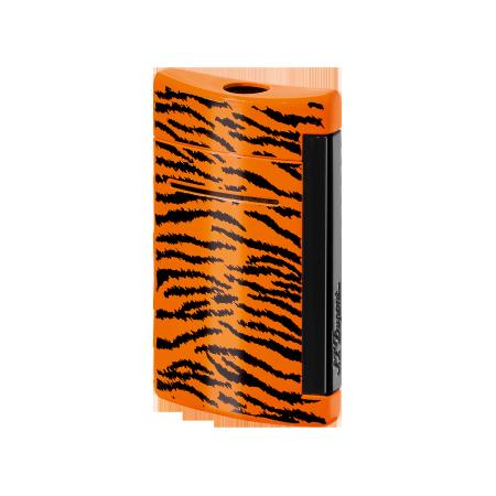 S.T. Dupont MiniJet Lighter 'Fashion', Tiger Black