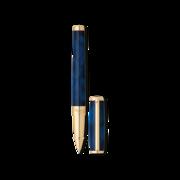 S.T. Dupont Line D Pen Atelier Blue, Roller Ball