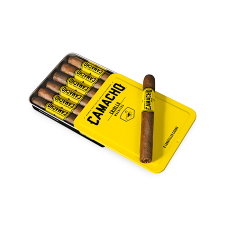 Camacho Criollo Machitos, Tin of 6