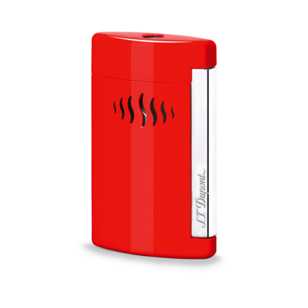 S.T. Dupont MiniJet Lighter, Wild Red