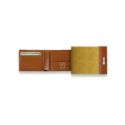 S.T. Dupont Line D Wallet Fender, Billfold / 8 CC Holder