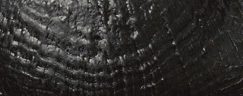 Sandblasted Black