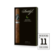 Davidoff Escurio Corona Gorda, Pack of 4