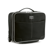 S.T. Dupont Defi Carbon Laptop / Document Holder, Wheeled Document Holder