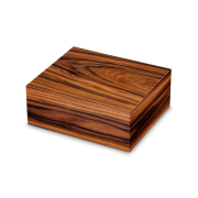 Davidoff Primos Humidor, Rosewood / Brilliant / Gilded Fittings