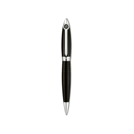 S.T. Dupont Streamline R Pen Matt Black, Ball Point