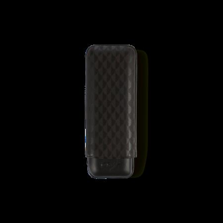Davidoff Cigar Case Curing, Black / 2 Cigars / XL