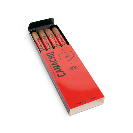 Camacho Corojo Churchill, Pack of 4