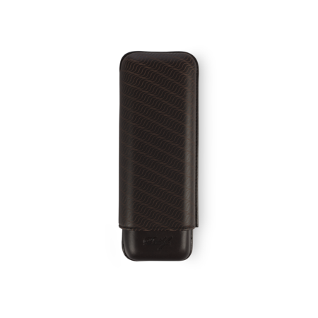 Davidoff Cigar Case Enjoyment, Brown / 2 Cigars / XL