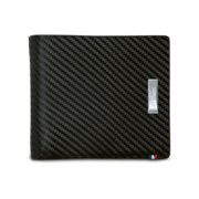 S.T. Dupont Billfold / Wallet Carbon Fiber, 4 CC Holder