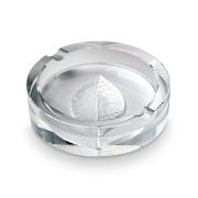 Davidoff Crystal Ashtray, Transparent