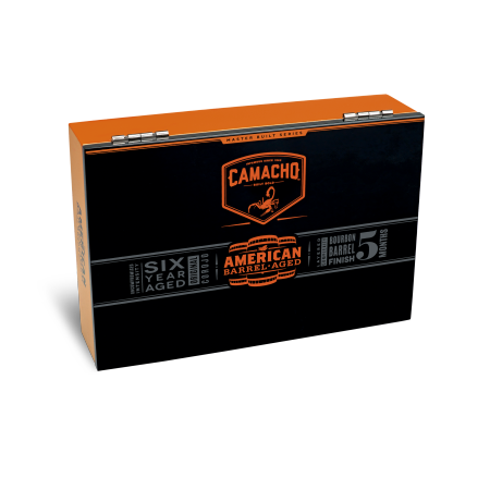 Camacho American Barrel Aged Gordo, Box of 20