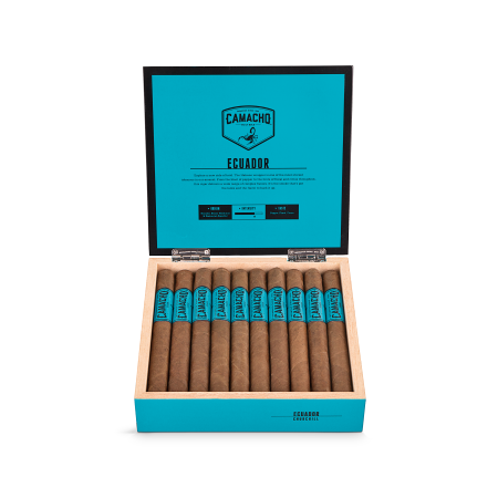 Camacho Ecuador Churchill, Box of 20