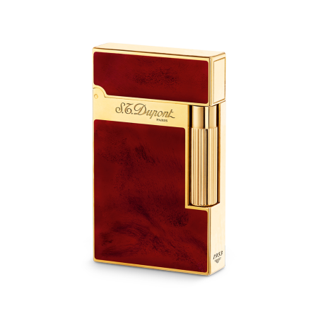 S.T. Dupont Ligne 2 'Atelier Collection' Lighter, Cherry Red