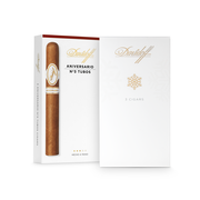 Davidoff Aniversario No. 3, Holiday Gift Pack of 3 Tubos