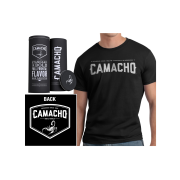 Camacho T-Shirt 'in a Can', M Men's
